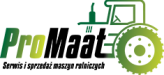 Promaat – Sprzedaż i serwis maszyn rolniczych